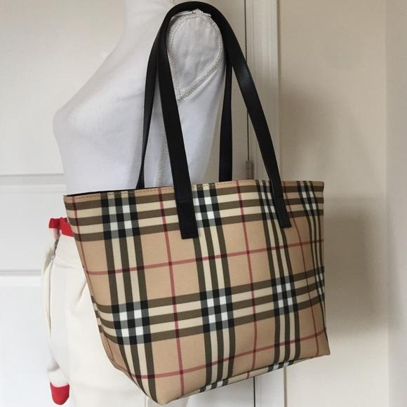 635802660e2 Burberry Handbags - NWOT authentic Burberry nova check classic tote